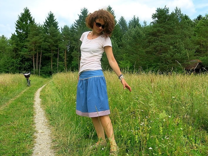 Freuleins-Röcke