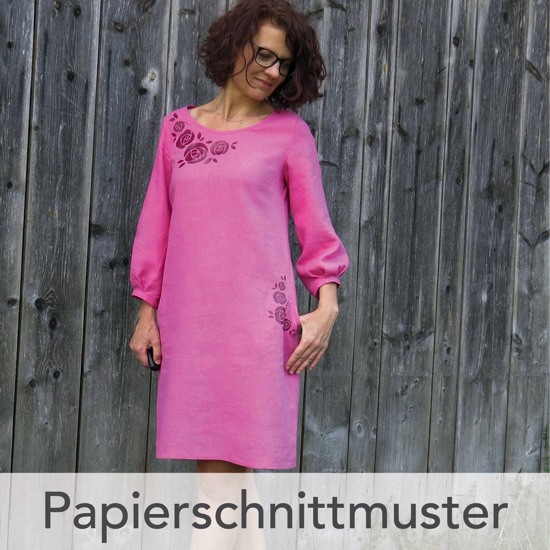 Schnittmuster Kleid Ibella