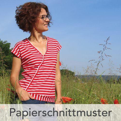 Schnittmuster Shirt Katinka