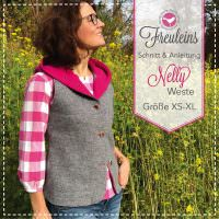Schnittmuster Weste Nelly_Cover