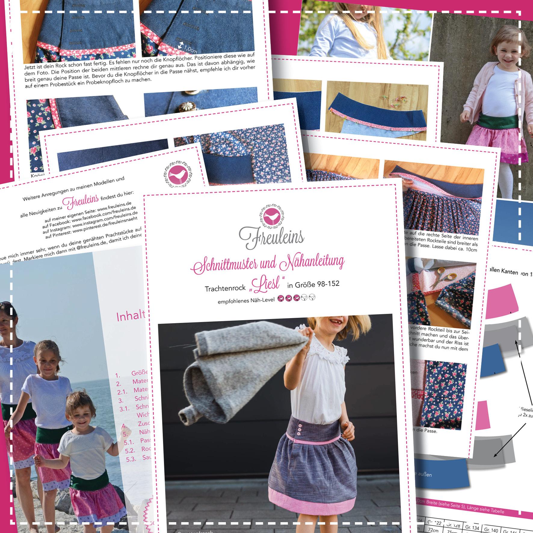 Trachtenrock Liesl_Produktbeschreibung2