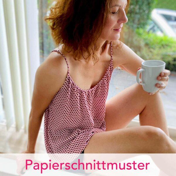 Hemdchen Sanny - Papierschnittmuster