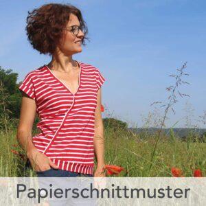 Shirt Katinka in Gr. 34-50 - Papierschnittmuster