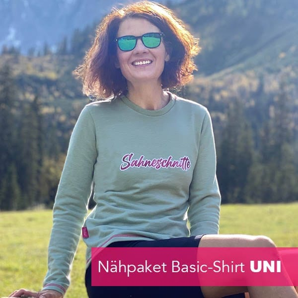 Naehpaket Basic Shirt UNI