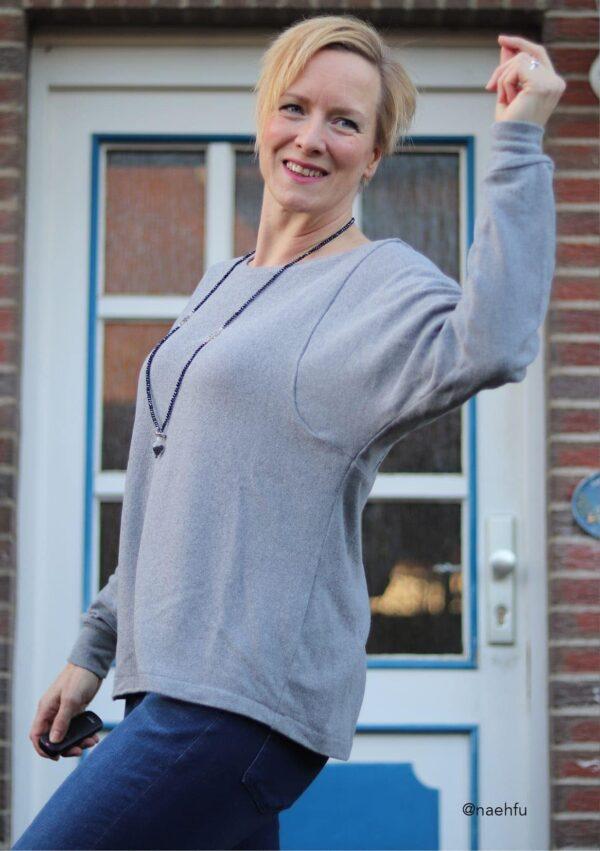 Shirt Wilma Gr. 34-50 - Schnittmuster und Nähanleitung