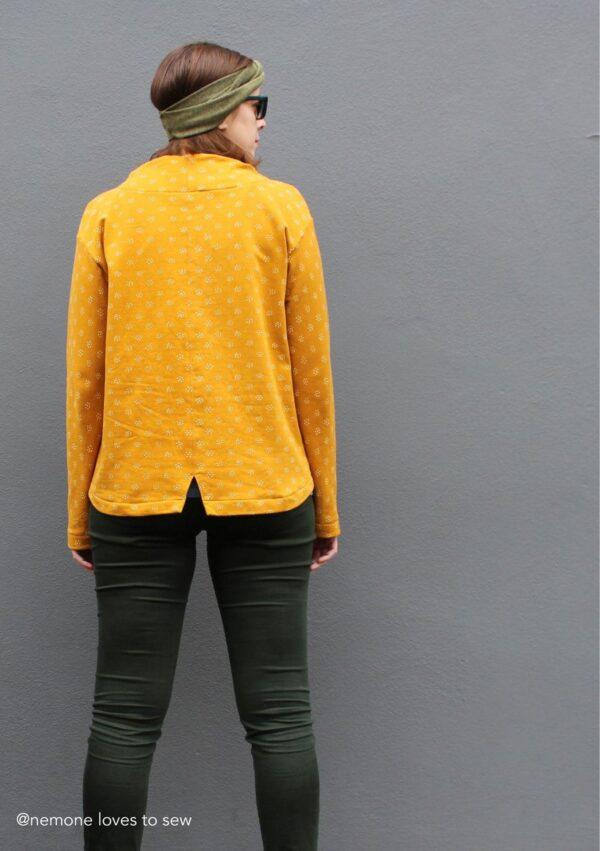 Turtleneck Shirt Paola in Gr. 34-50