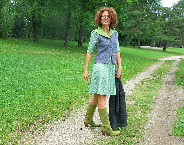Kleid Dira von Prülla