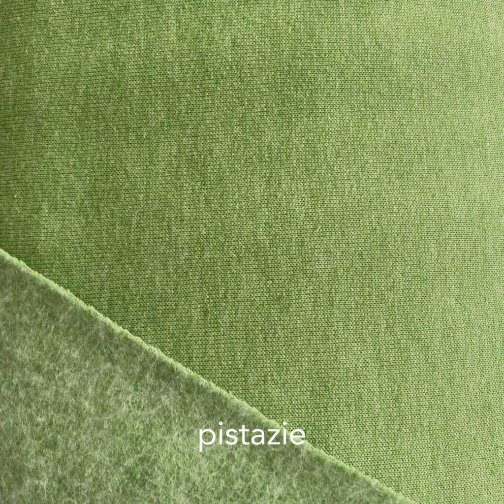 Kuschelsweat-pistazie