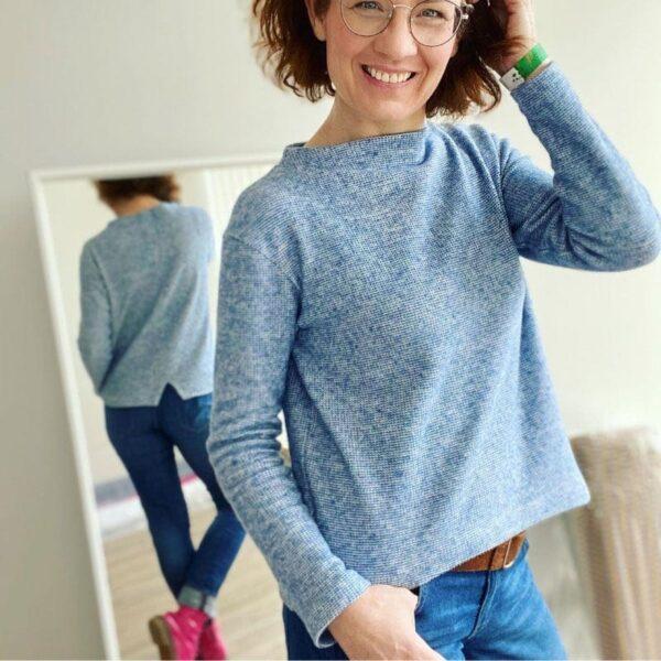 Nähset zum Turtleneck-Shirt Paola 2021
