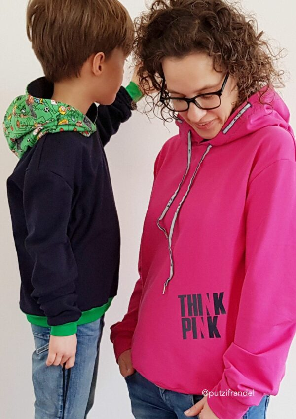 Hoodie for Two Kids