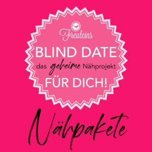Naehpakete Blind Date