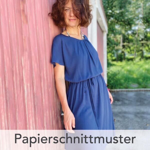Kleid Greta Papierschnittmuster