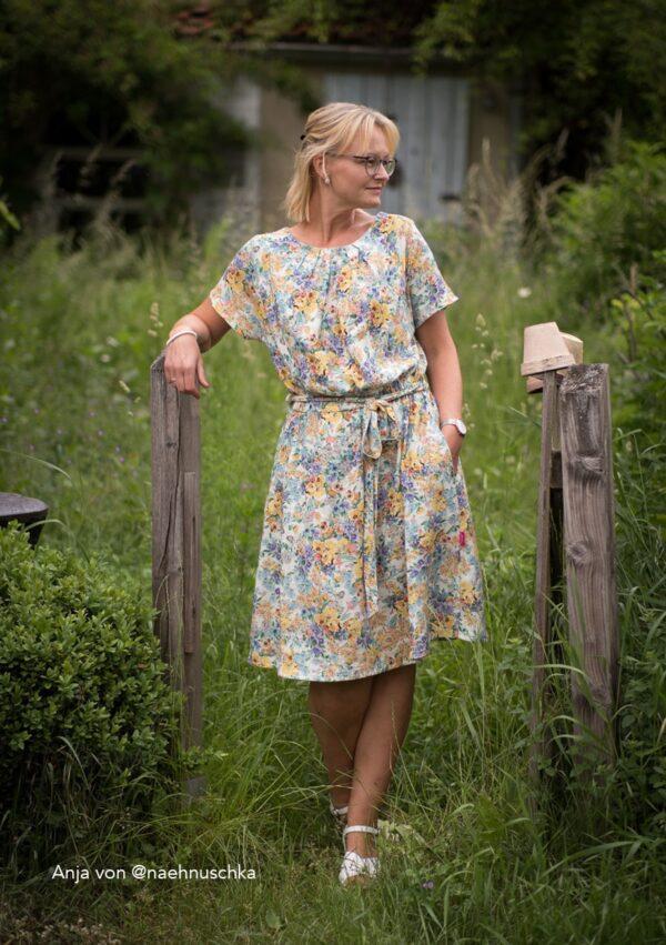 Kleid Greta - Papierschnittmuster